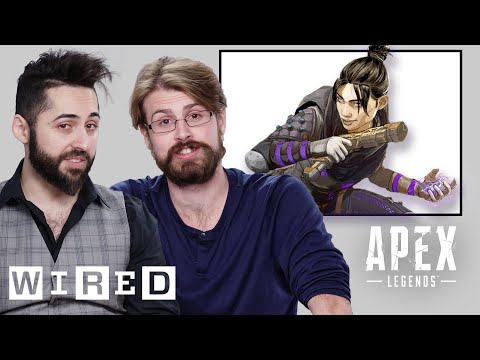 Every Legend in Apex Legends Explained By Respawn   WIRED