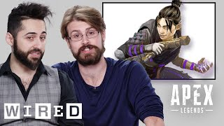 Download Every Legend in Apex Legends Explained By Respawn | WIRED Mp3 and Videos