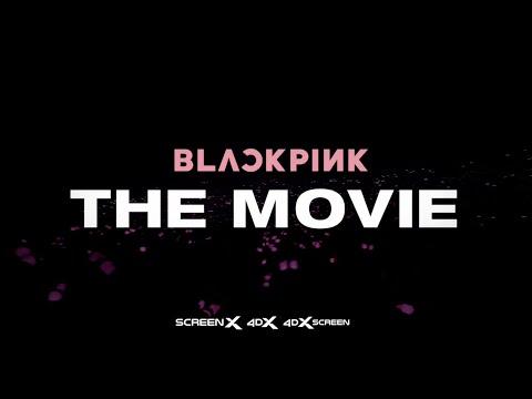 BLACKPINK - 5th ANNIVERSARY [4+1] THE MOVIE MAIN TRAILER