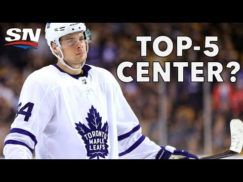 NHL Top-20 Center Rankings: Is Auston Matthews in The Top-5?  | Jeff Blair Show