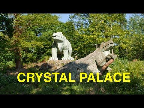 One Tree Hill to Crystal Palace via Sydenham Wells
