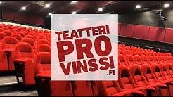 Teatteri Provinssin tilaesittely