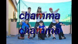 Chamma Chamma - Fraud Saiyaan | Neha Kakkar | Ikka |dance cover by mani verma