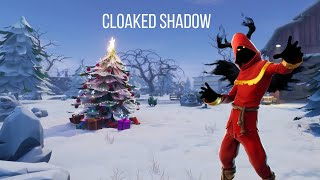 Cloaked Shadow Fortnite Skin Review
