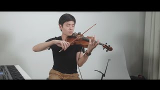 Worlds Collide - League of Legends - Violin Looping Pedal Cover