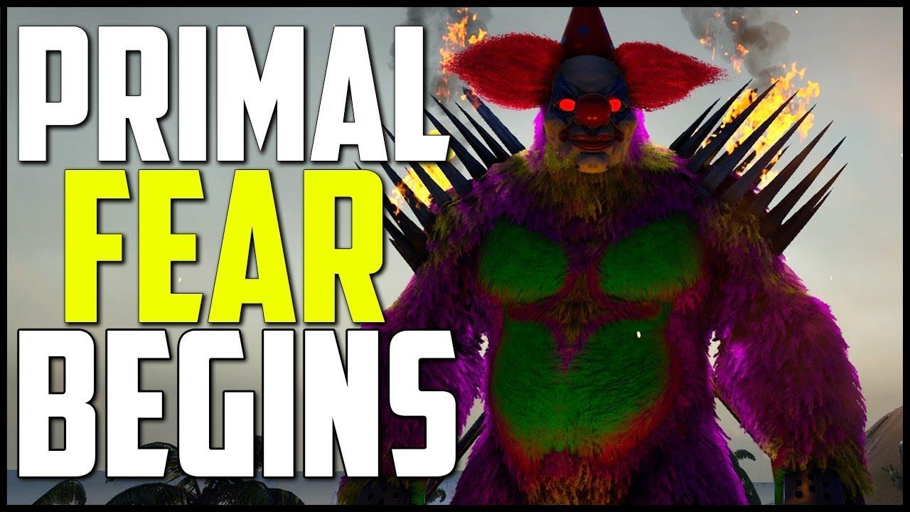 PRIMAL FEAR BEGINS! - Ark Survival Evolved Modded Ep 1 ( Ark Primal Fear &  More! )