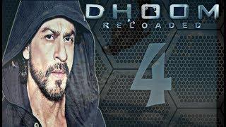 Dhoom Reloaded |  Official teaser | Shahrukh Khan, Ranveer s, Uday c