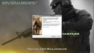 Download and Install Counter Strike 1.6 Modern Warfare 2 For PC (HD)