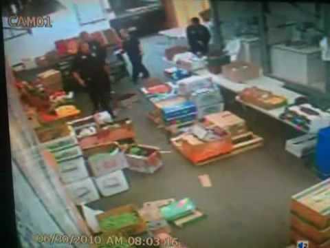 California Police Raid Organic Food Store