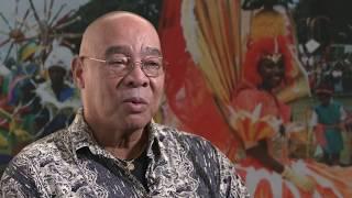 Caribbean Carnival Cultures Conference interviews, Leeds 2017: Calvin Beach