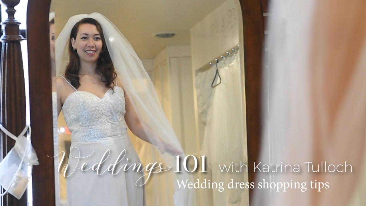 Wedding Dresses Go Affordable Or Go Big Weddings 101 Youtube
