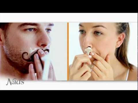 borttagning av näshår