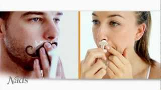 NADS NOSE  WAX - Nose Hair Removal