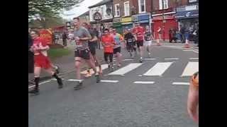 Greater manchester marathon 2015