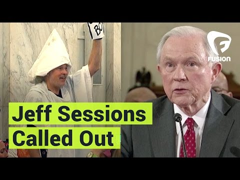 Jeff Sessions Takes on Racism Charges at Confirmation Hearing