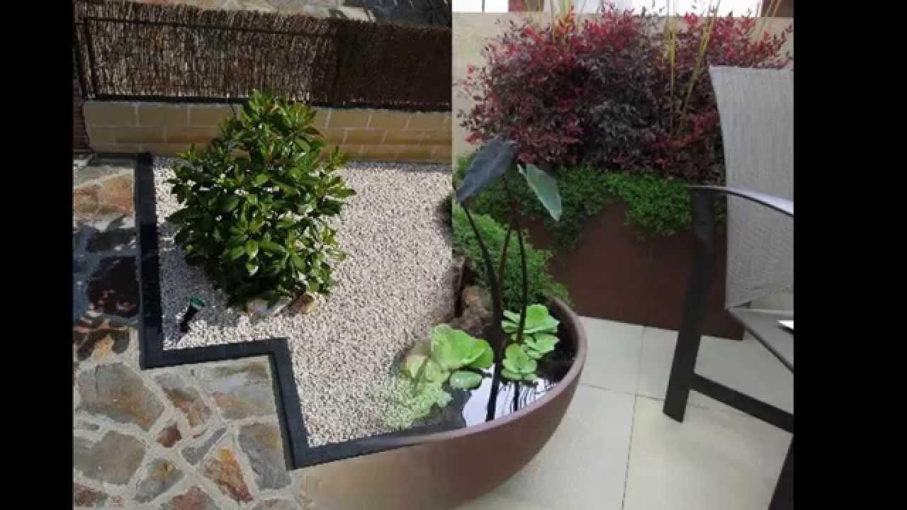 Fabulous Indonesia indoor rock garden - YouTube