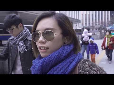Seoul Trip Vlog part 2 | South Korea | Christmas Lotte world | Dec 2016