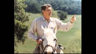 President Ronald Reagan Tribute  Rare Footage of Him Speaking the Gospel   Inspirational Videos