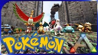 how to get ark pokemon mod