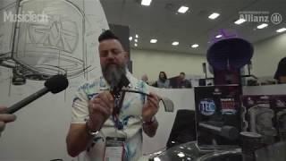 Aston Microphones' Swift & Shield Filter Set | NAMM 2018