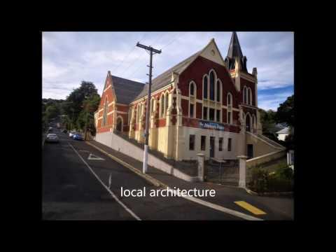 Dunedin New Zealand Feb 2017 Part I