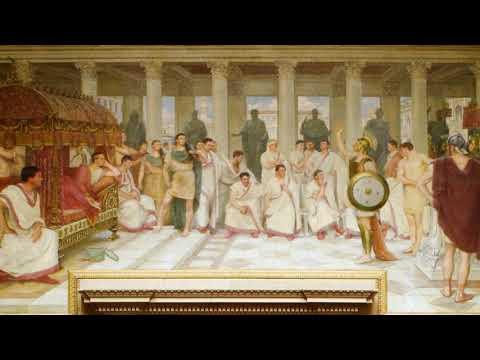 Появление Римского права. 1 лекция из 3-х.