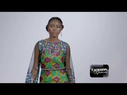 [HD] Jil Boutique @ Ghana Fashion & Design Week 2013 / Day 2 - Ready To Wear