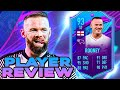 93 END OF AN ERA ROONEY PLAYER REVIEW! EOAE SBC WAYNE ROONEY - FIFA 21 ULTIMATE TEAM
