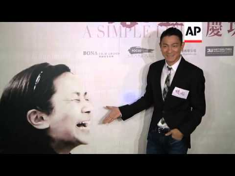 Hong Kong actor Andy Lau welcomes a baby girl