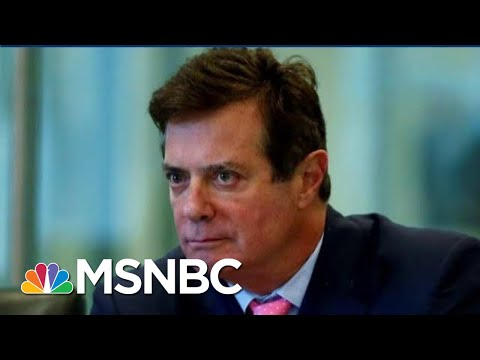 Trump Aide Paul Manafort Hit With Charges Trump Can't Pardon | The Beat With Ari Melber | MSNBC