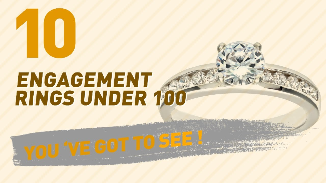 Engagement Rings Under 100 Top 10 Collection Uk New Popular