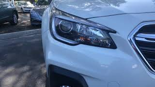 2018 Subaru Outback Premium vs Limited