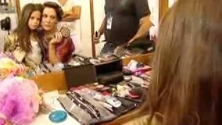 Sophia, filha de Claudia Raia, estreia em Ti Ti Ti e faz diario de gravação!