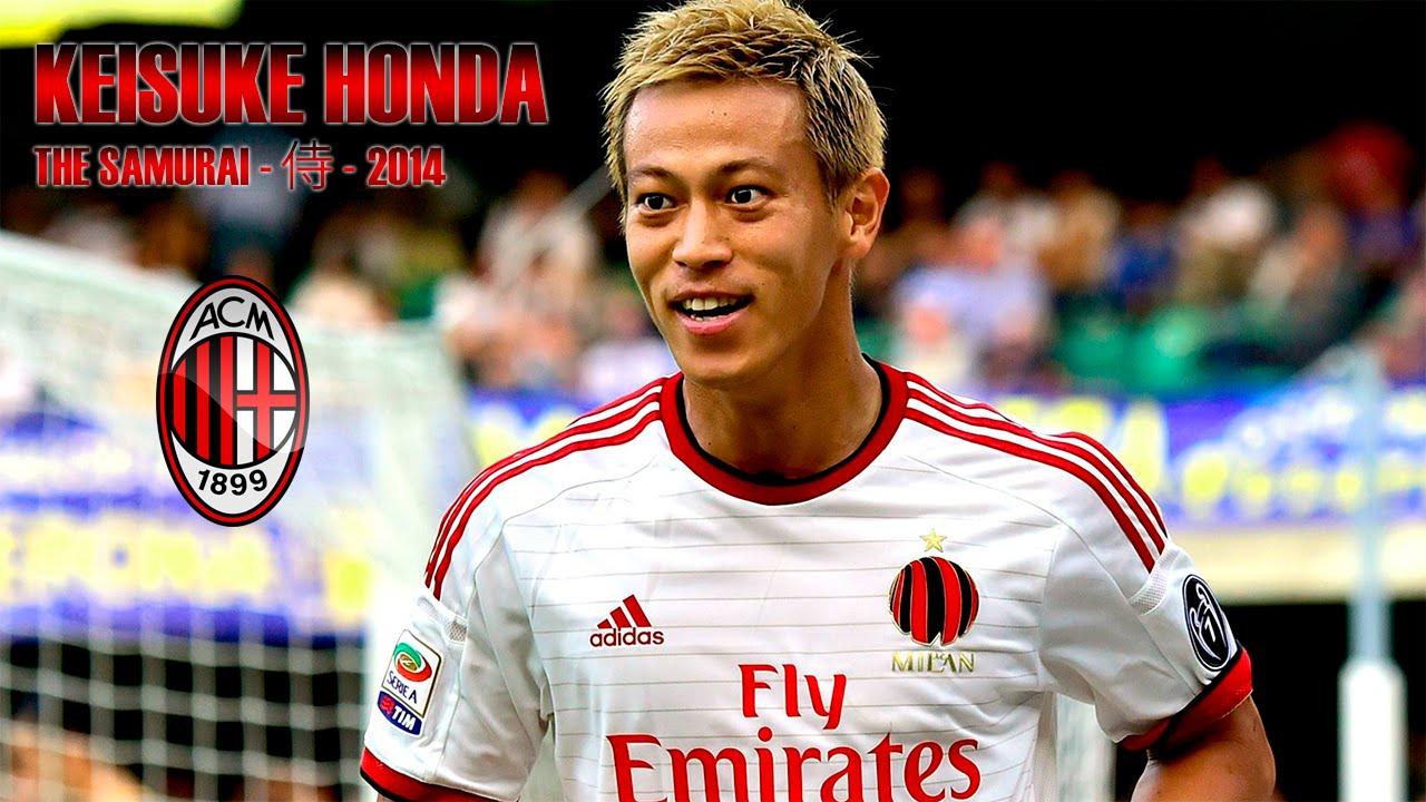Keisuke Honda ▷ The Samurai 侍 2014 2015