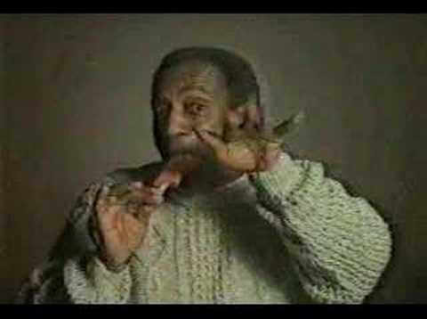 1980s Bill Cosby Jello Gelatin Pops Commercial