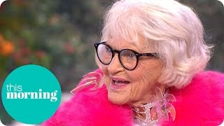 Internet Star Baddie Winkle Says You're Never Too Old For Anything! | This Morning