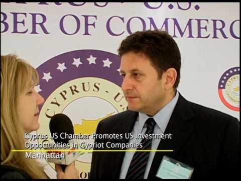 AKTINA TV Report: Cyprus US Chamber Investment Opportunities In Cypriot Companies