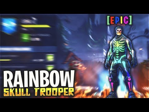 Epic Games Employee REVEALS the truth about 'RARE' RAINBOW SKULL TROOPER...