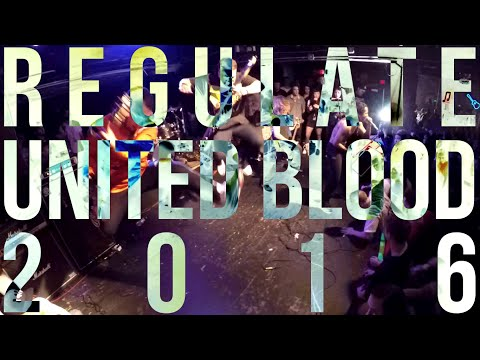 Regulate - United Blood 2016