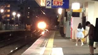 西鉄天神大牟田線6000系急行列車