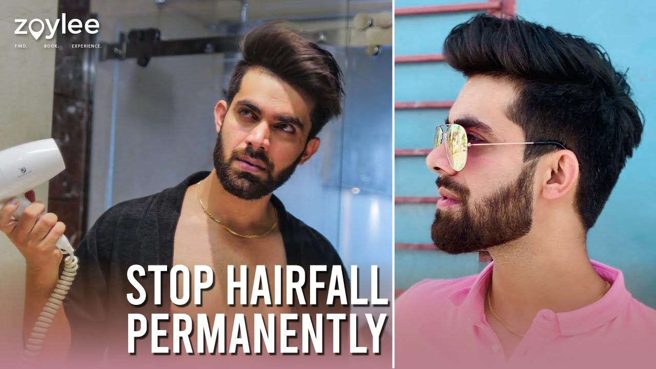 Healthy Hair Tips For Men | Stop Hair fall | Mistakes To Avoid | Men's Grooming | Zoylee