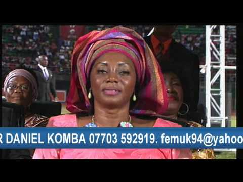 Bishop Abu Koroma -IT'S IS NOT YET OVER-  PART 2
