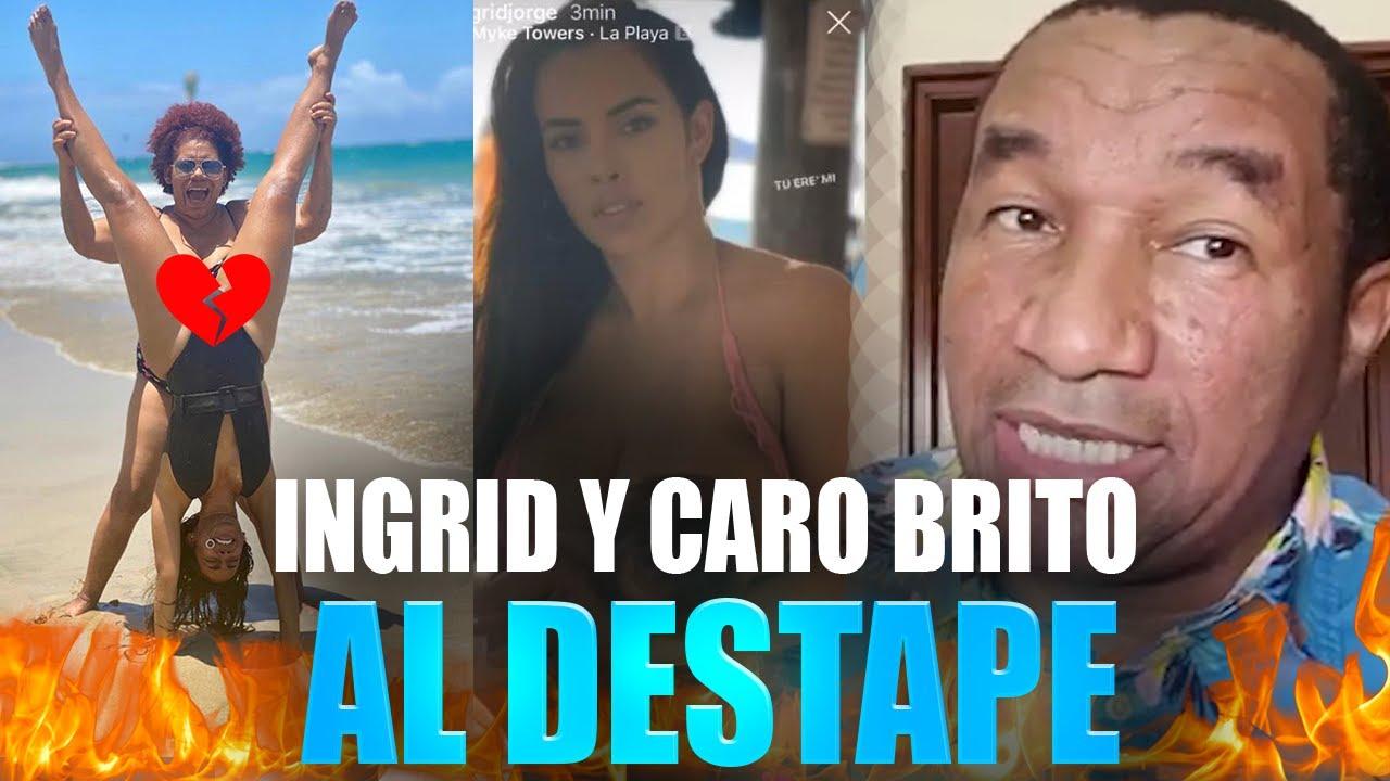 NO ES POR AZARAR - INGRID JORGE & CARO BRITO AL DESTAPE!