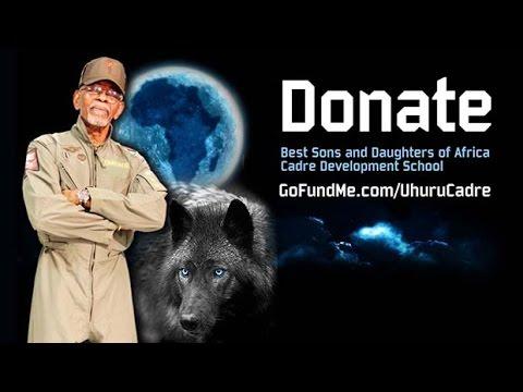 Chairman Omali Yeshitela - Dead Prez Wolves