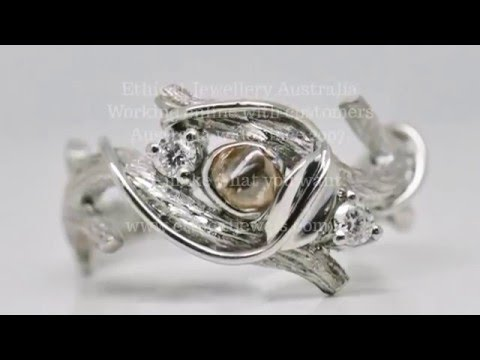 Ethical Jewellery Australia Handmade Engagement And Wedding Rings