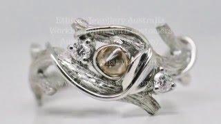 Ethical Jewellery Australia handmade engagement and wedding rings