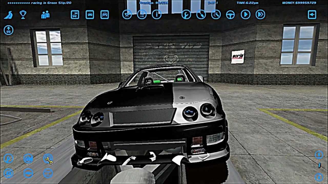 Как сделать свою машину для slrr 709