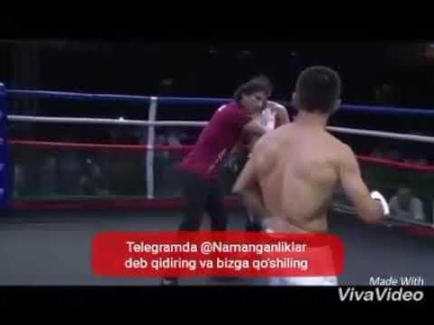 Аюб Камалов новый бой Узбекистан