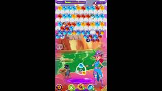 Bubble Witch 3 Saga Level 694 No Boosters