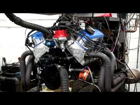 363/595HP Small Block Ford Pump Gas Street Engine